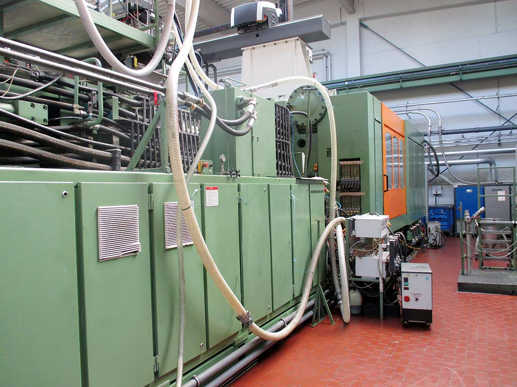 Injection Moulding Machine HEMSCHEIDT 16000-23000 Image-1