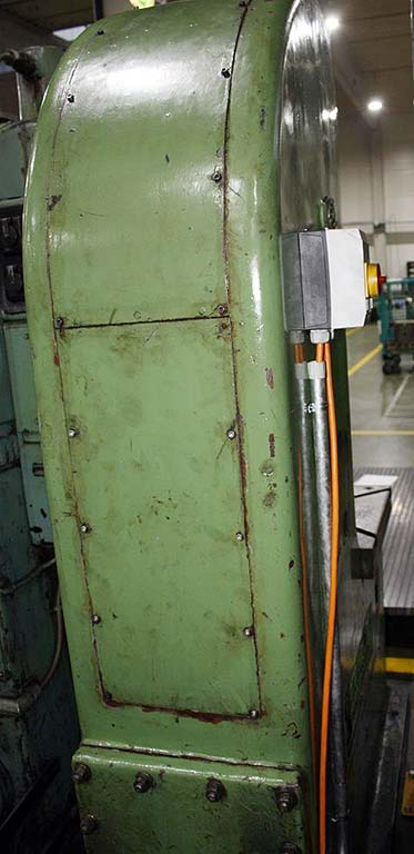 Single Column Straightening Press MÜLLER HEP 25/3 Image-2