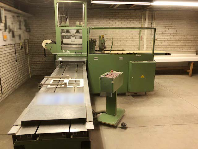 Skin Packaging and Blisterforming Machine ILLIG SB 53C-4-G Image-3