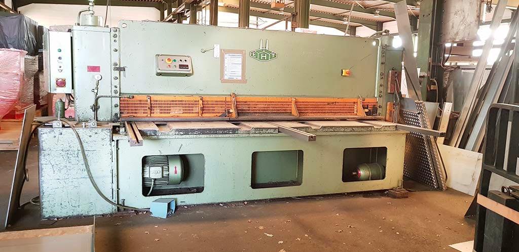 Plate Shear EHT EHS 13-31 used