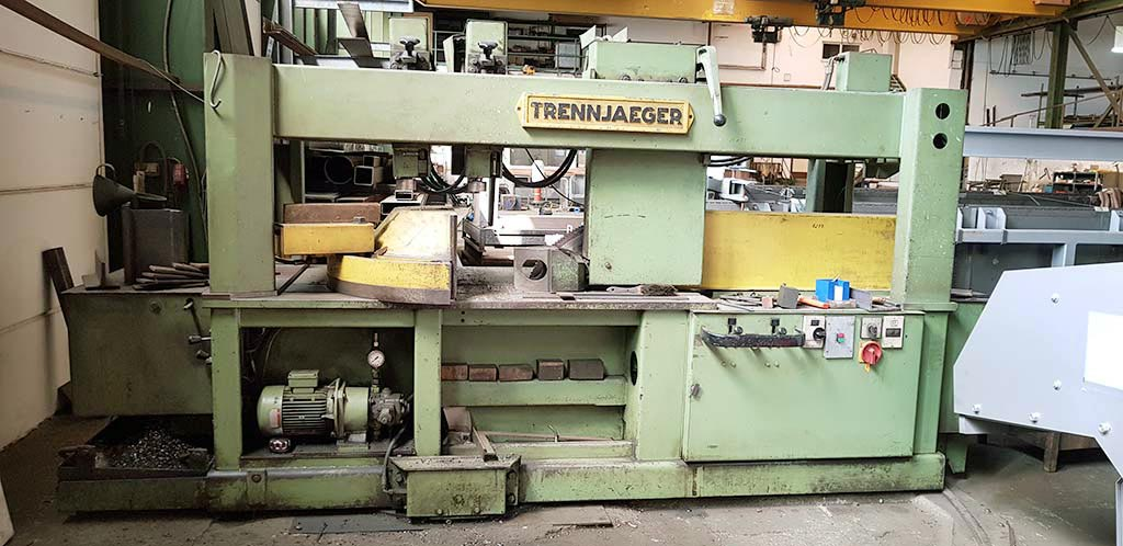 Cold Circular Saw TRENNJAEGER PMC 12-N used