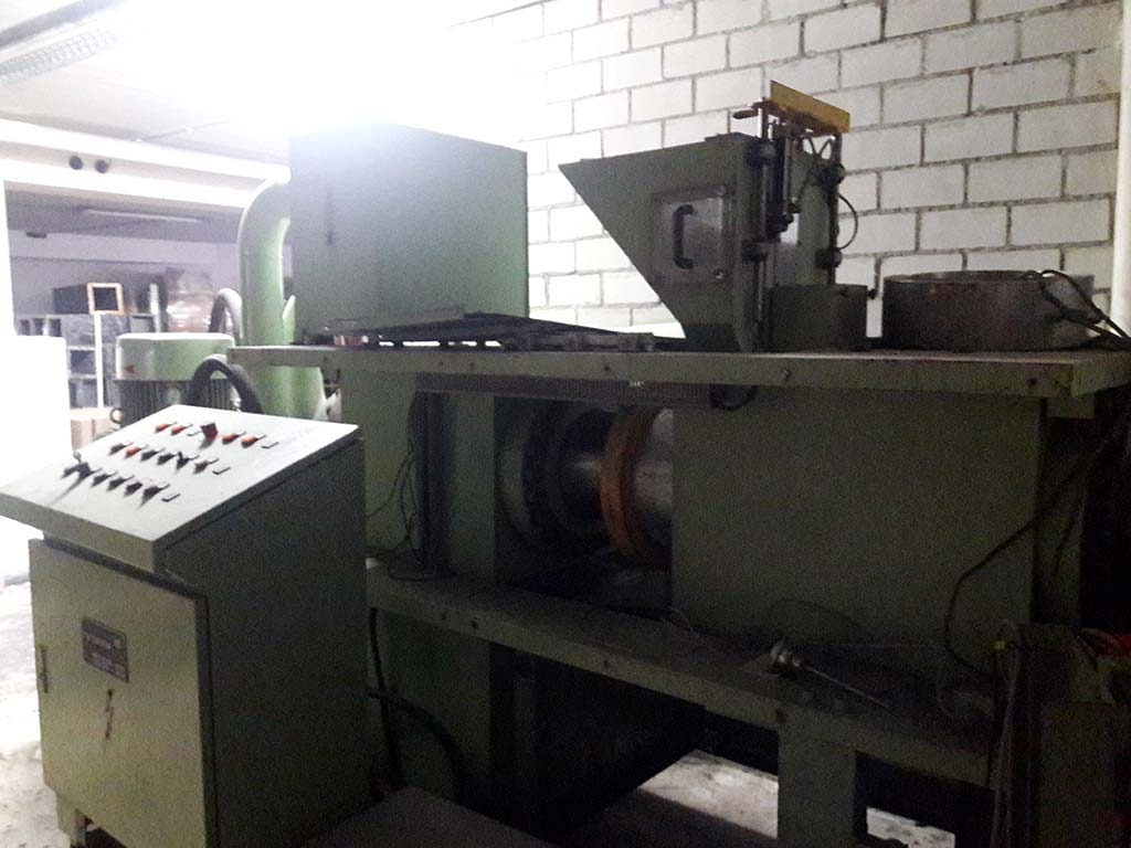 Hydraulic Piston Press HERRHAMMER HKP-1000/100 Image-2