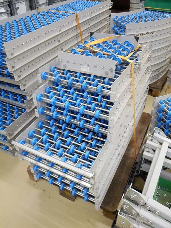 Roller Conveyor GWS SYSTEMS Image-2