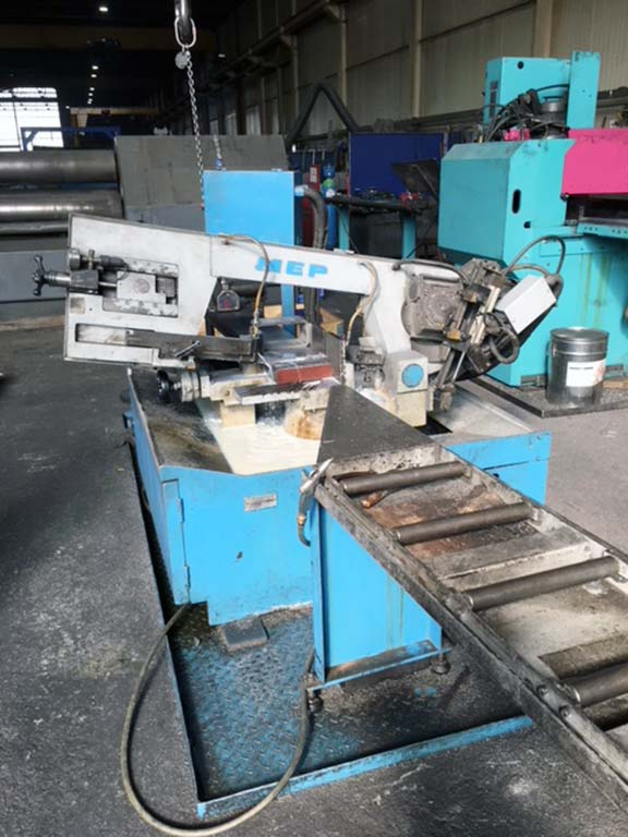 Automatic Band Saw MEP SHARK 330 H Image-1