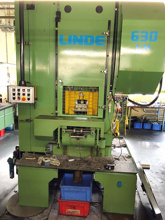 Double Column Press LINDE CA 63 Image-1