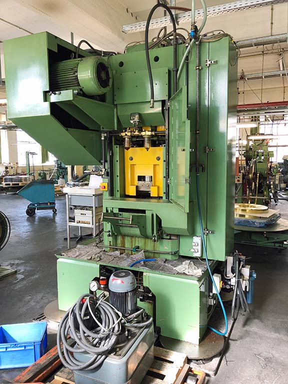 Double Column Press LINDE CA 63 Image-2