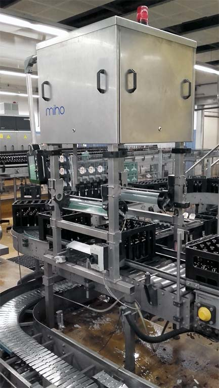 Bottle Sorting System MIHO Multicon-K Image-2