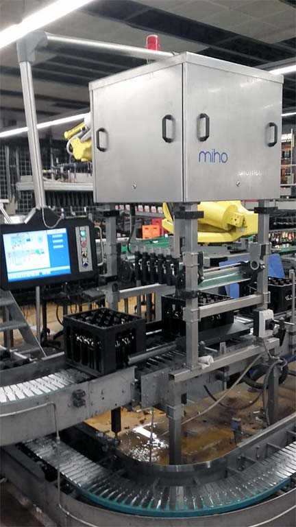 Bottle Sorting System MIHO Multicon-K Image-5