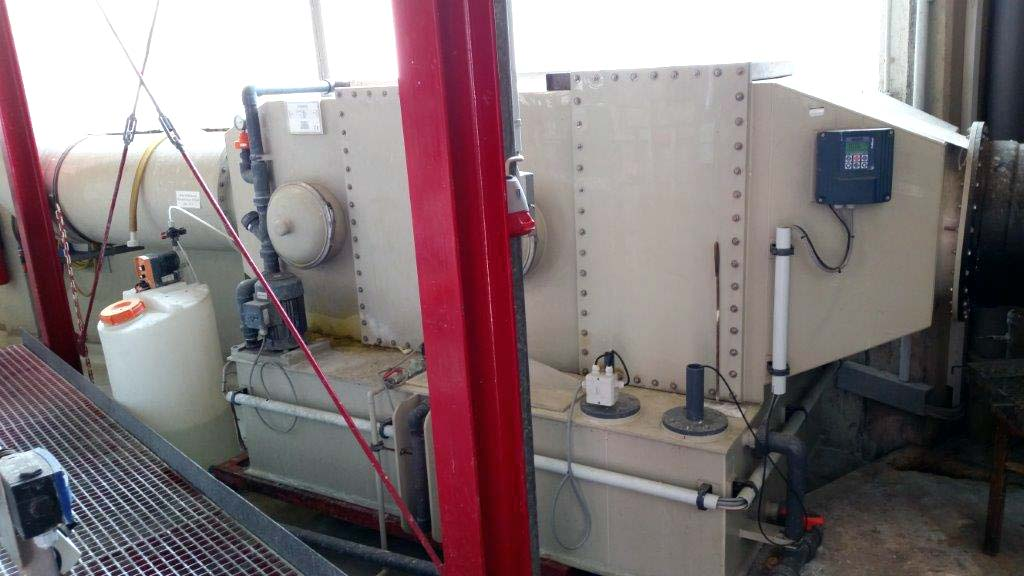 Automatic Nickel Chromium Electroplating Machine MKV Image-2