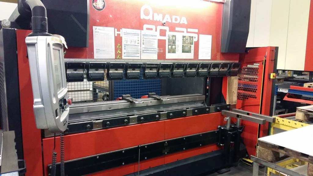 Press Brake AMADA HFP 80-25 L Image-1
