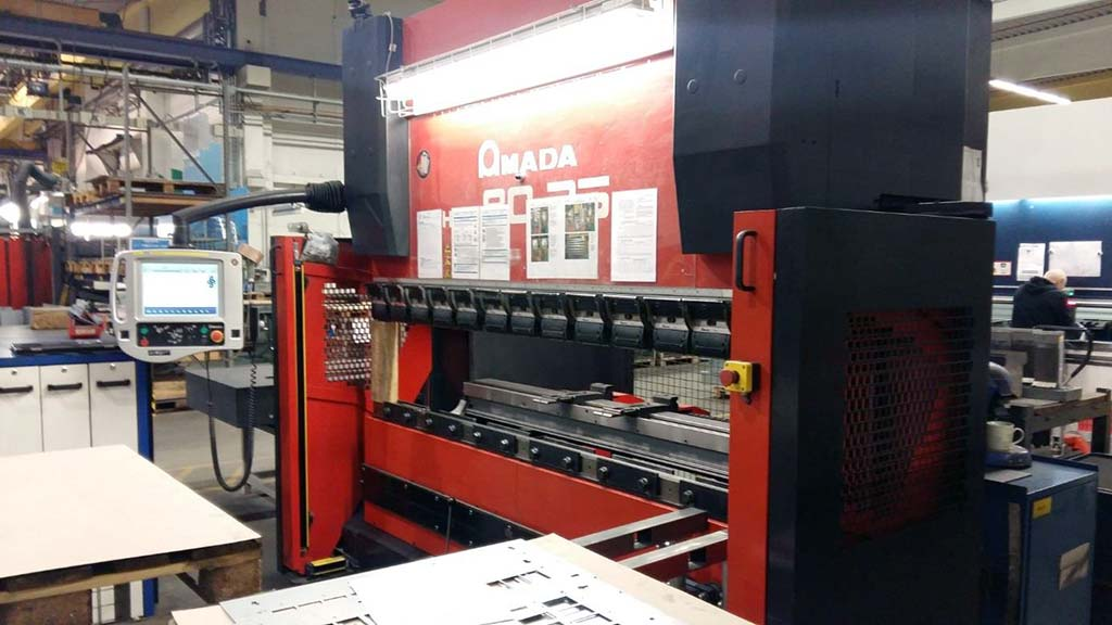 Press Brake AMADA HFP 80-25 L Image-2