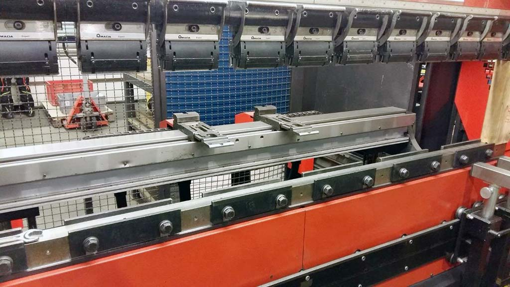 Press Brake AMADA HFP 80-25 L Image-4