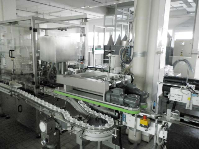 Filling and Sealing Line KUGLER K54 R/ VA 58 Image-2