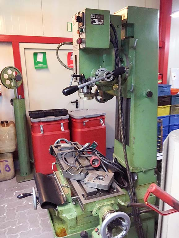 Drilling and Milling Machine KNUTH GBF 30 Image-2