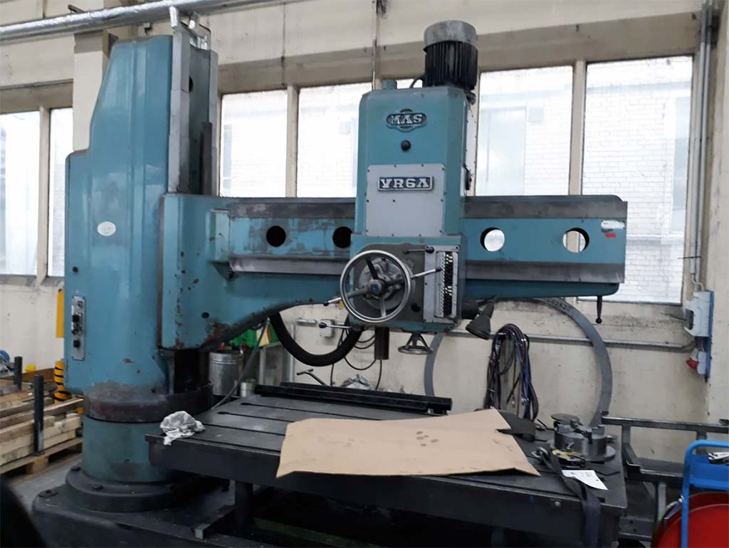 Radial Drilling Machine MAS VR6A Image-1