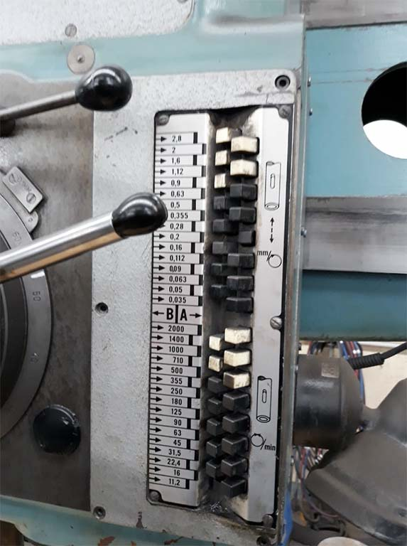 Radial Drilling Machine MAS VR6A Image-2