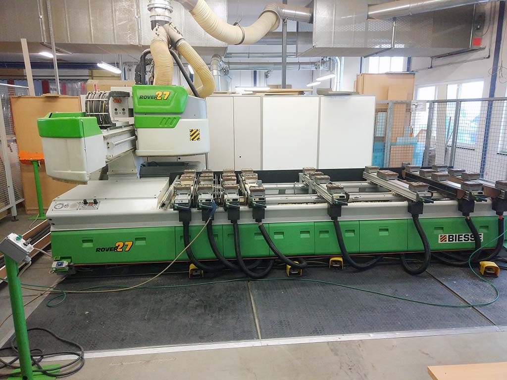 Machining Center BIESSE ROVER 27 Image-1