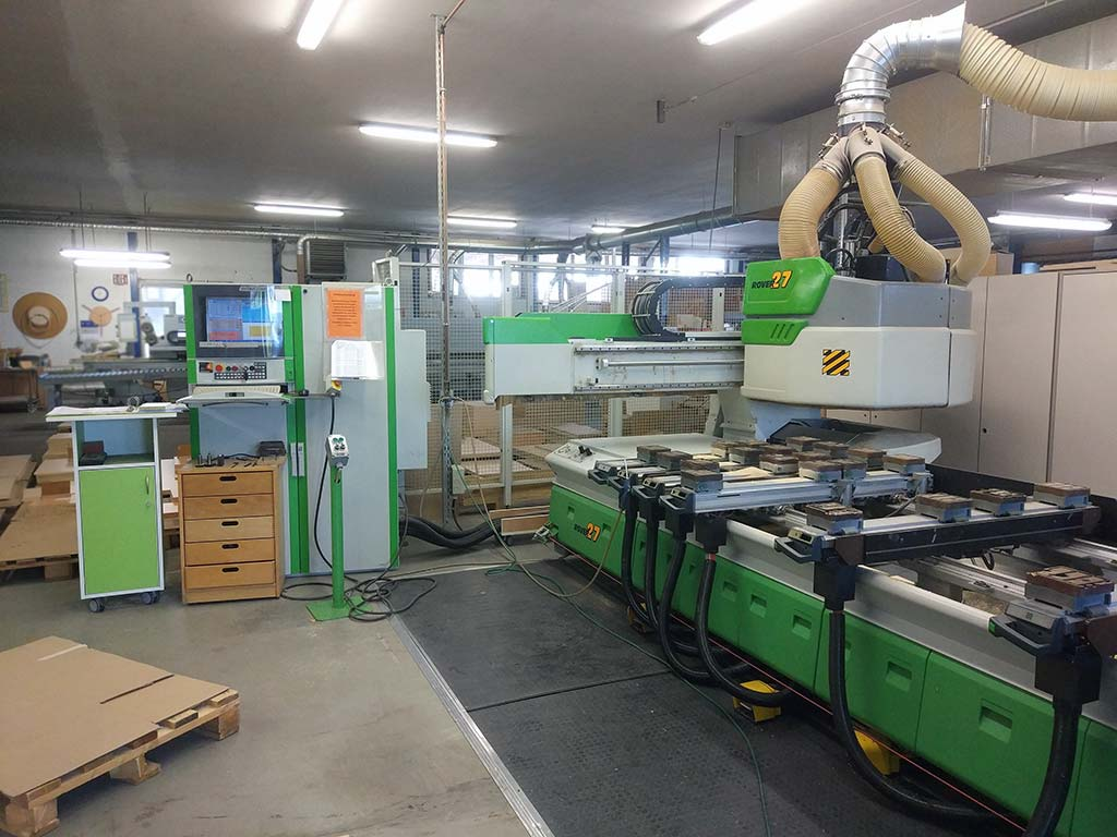 Machining Center BIESSE ROVER 27 Image-2