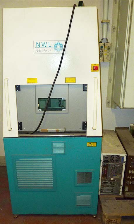 Laser Marking Machine PHOTON ENERGY NWL Mistral Image-1