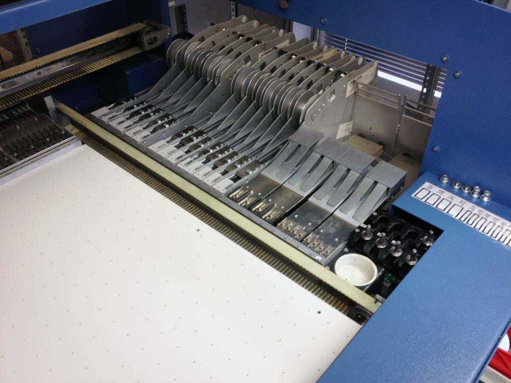Fully Automatic SMD Component Placement System HEEB-INOTEC INOPLACER Image-5