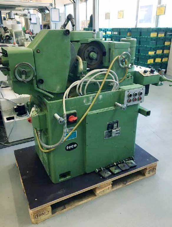 Centerless Cylindrical Grinding Machine HERMINGHAUSEN SR 1W Image-1