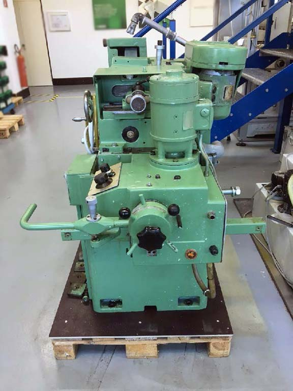 Centerless Cylindrical Grinding Machine HERMINGHAUSEN SR 1W Image-2