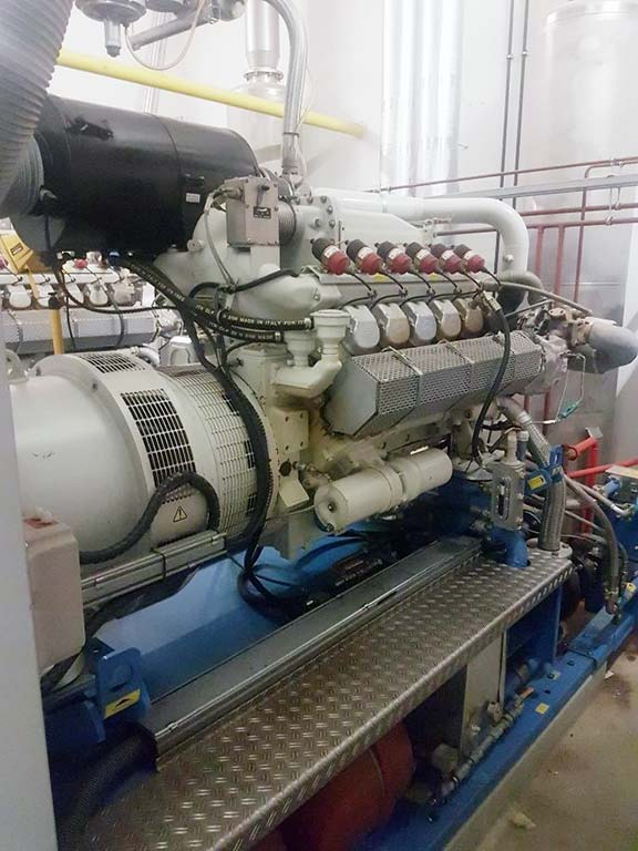 Block Heating Plant MDE ME 3042 LH1 Image-2