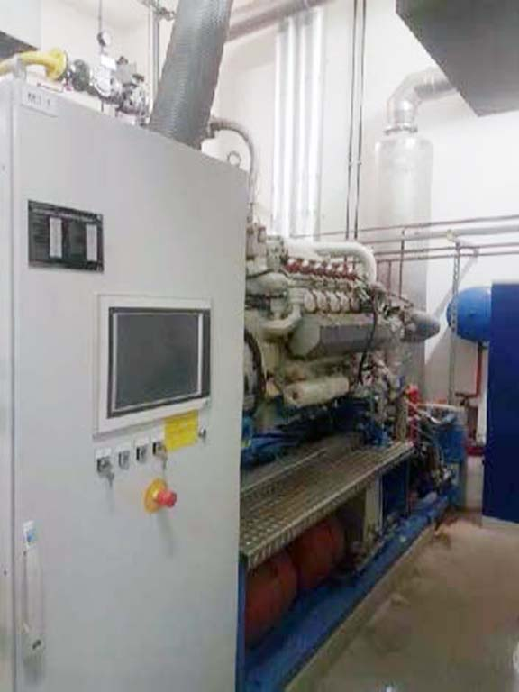 Block Heating Plant MDE ME 3042 LH1 Image-4