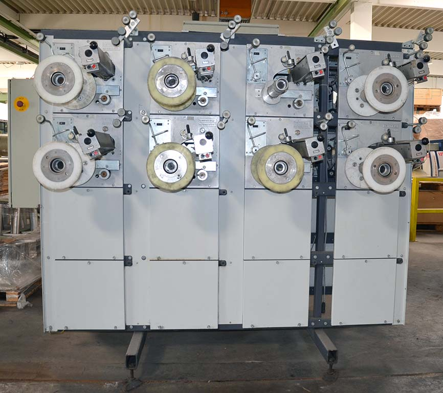 Precision Take-up Head BARMAG ATW 300 GTA Image-2