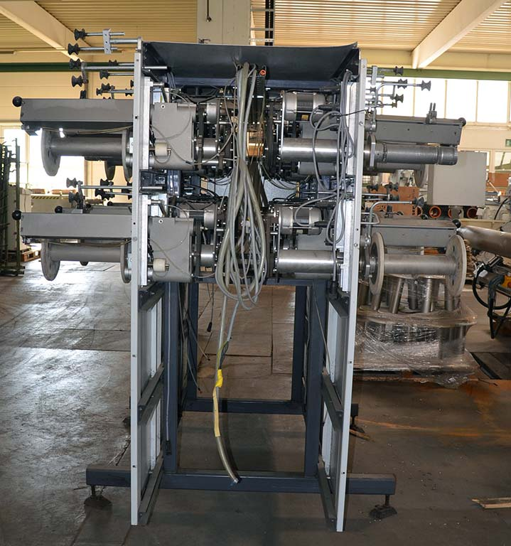 Precision Take-up Head BARMAG ATW 300 GTA Image-3