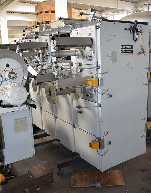 Precision Take-up Head BARMAG ATW 300 GTA Image-5
