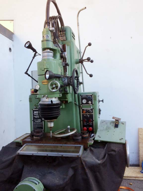 Jig Grinding Machine MOORE MODELL NO. 3 Image-1