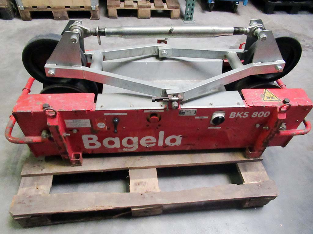 Cable Pusher BAGELA BKS 800 Image-1