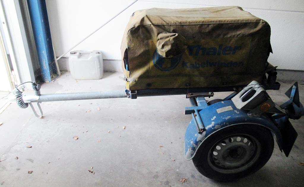 Cable Pusher BAGELA BKS 800 Image-3