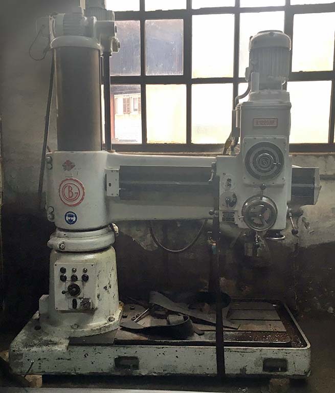 Radial Drilling Machine UCIMU R 1220 MP Image-1