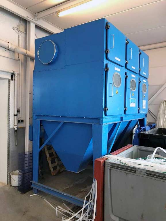 Aerosol Filtration System MOTEC 3D-3E used