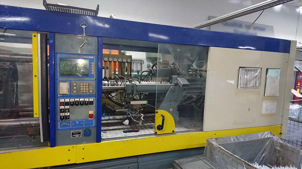 Injection Moulding Machine BATTENFELD MK-T 1300/ 500 Image-1
