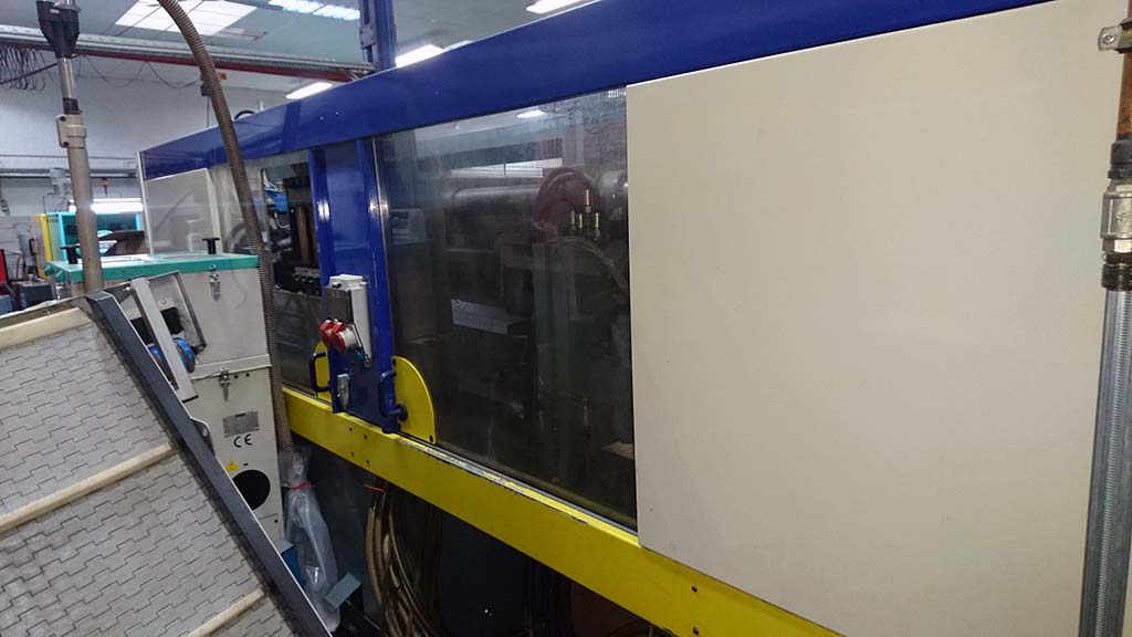 Injection Moulding Machine BATTENFELD MK-T 1300/ 500 Image-2