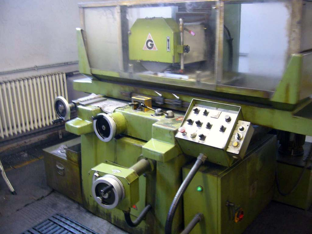 Surface Grinding Machine WAGNER STH 700 Image-1