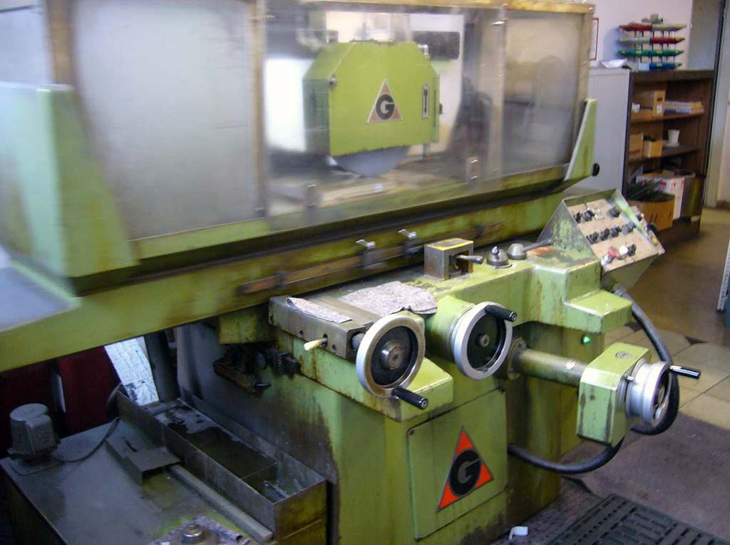 Surface Grinding Machine WAGNER STH 700 Image-2