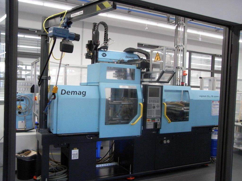 Injection Moulding Machine DEMAG ERGOTECH 25/ 280-80 system Image-3