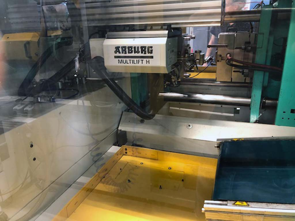 Injection Moulding Machine ARBURG 420S 800-350 Image-3