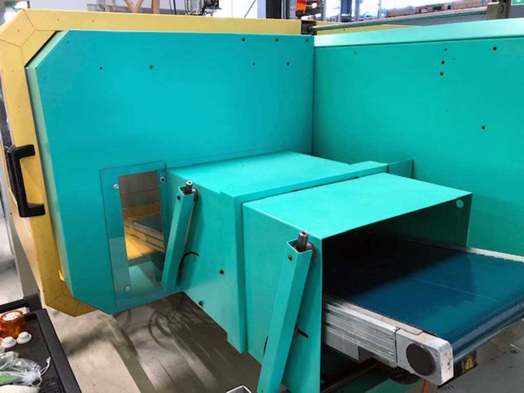 Injection Moulding Machine ARBURG 420S 800-350 Image-4