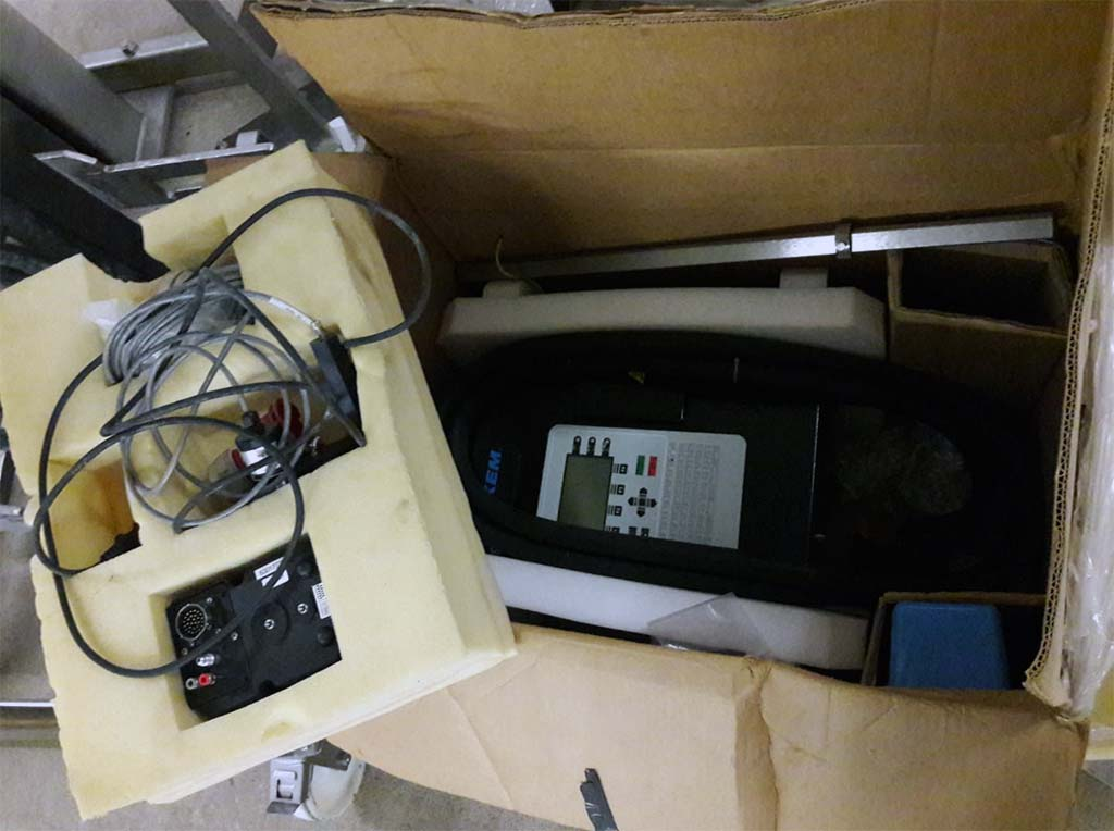 Ink Jet Printer MARKEM Touch Dry Jet 9064 Image-2