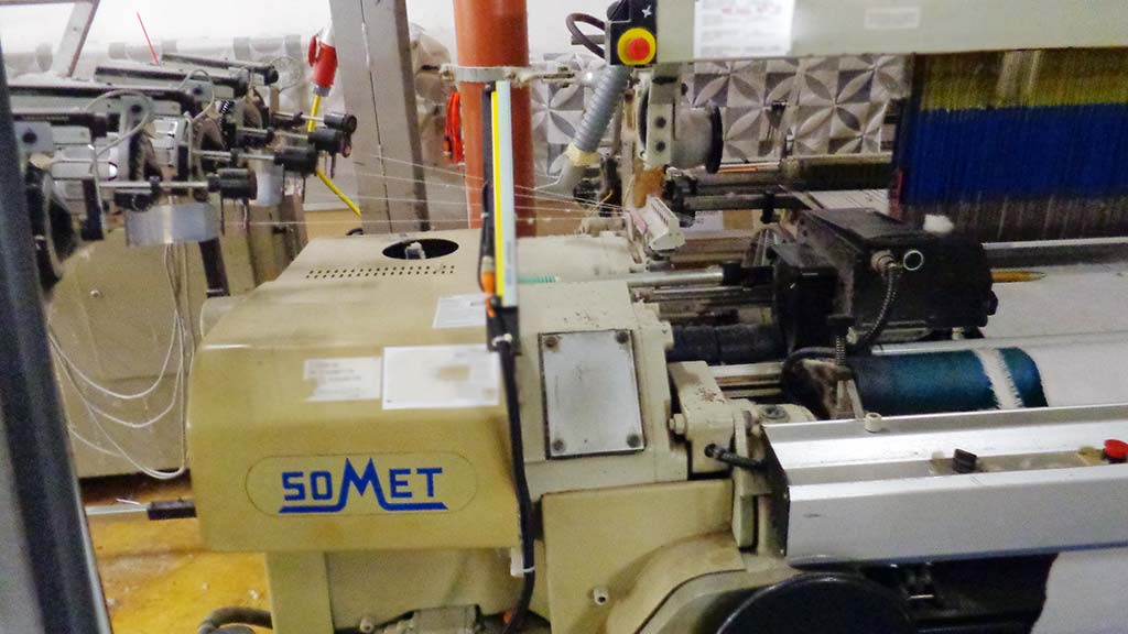 Weaving Machine SOMET THEMA 11 E Image-5