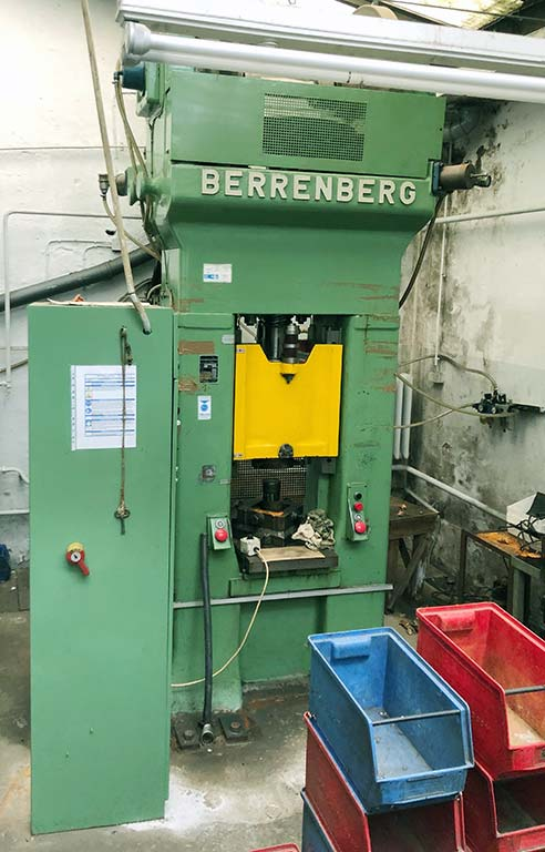 Eccentric Press BERRENBERG RSPP 160/ 250 Image-1