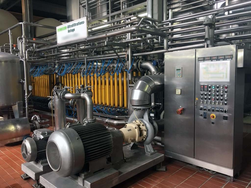 Ultrafiltrationsanlage ROMICON Bild-1
