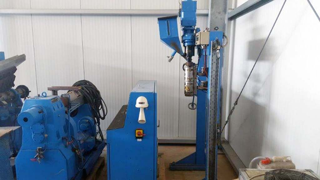 Single Screw Extruder KUHNE 45-24D Image-2