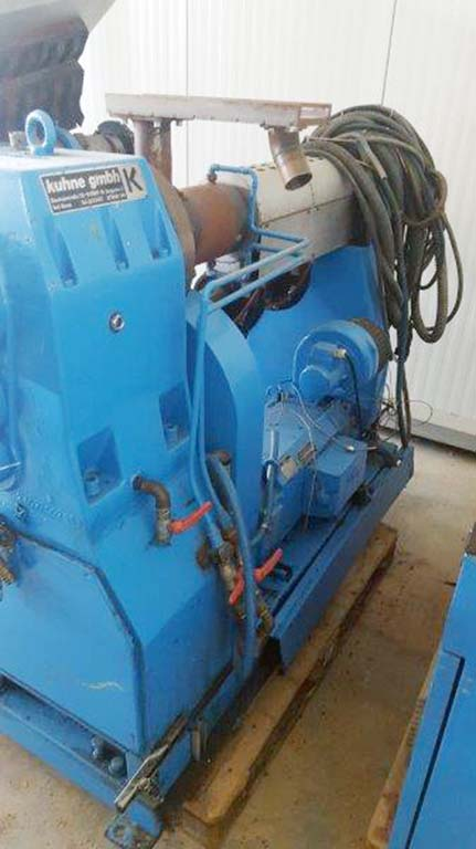 Single Screw Extruder KUHNE 45-24D Image-3