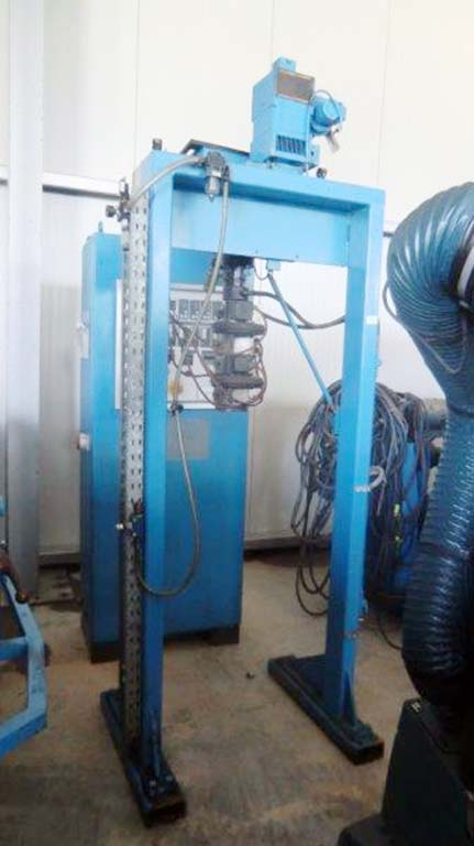 Single Screw Extruder KUHNE 45-24D Image-4